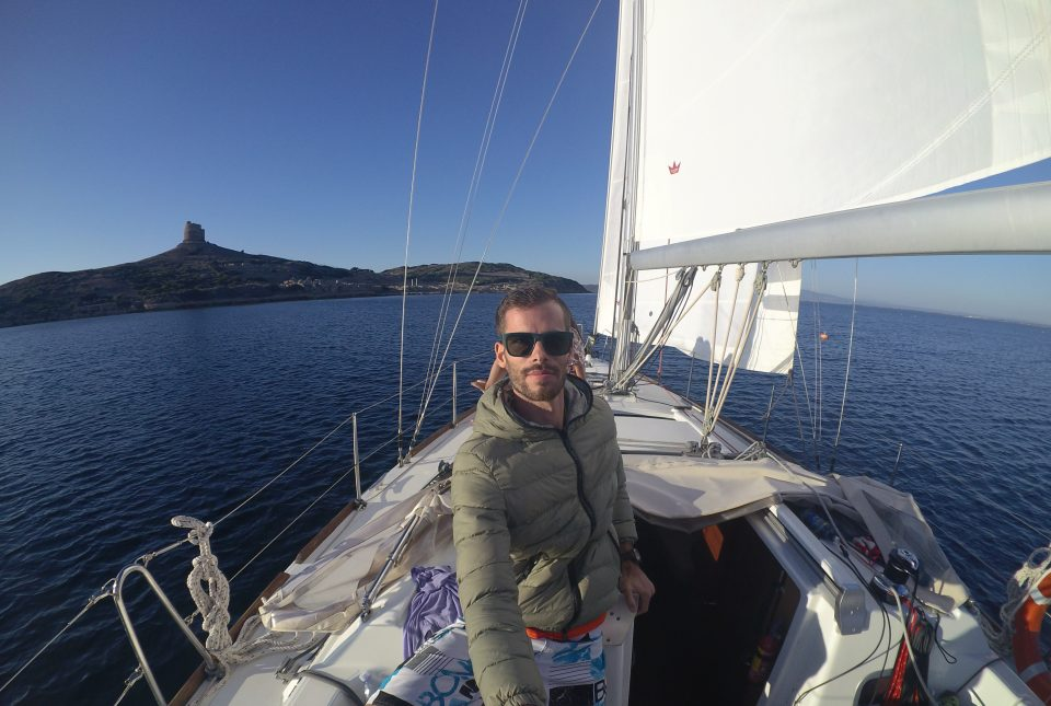 sinis yachting sardabike