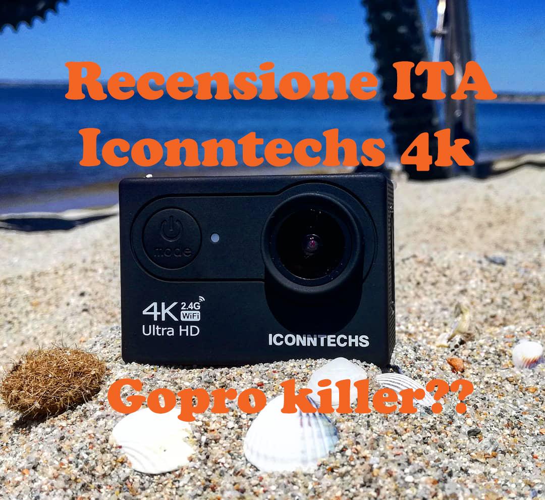 iconntechs 4k recensione ita