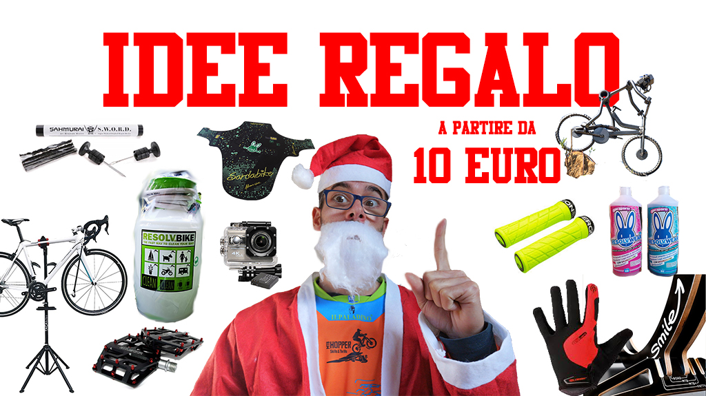 idee regalo mountain bike mtb ita