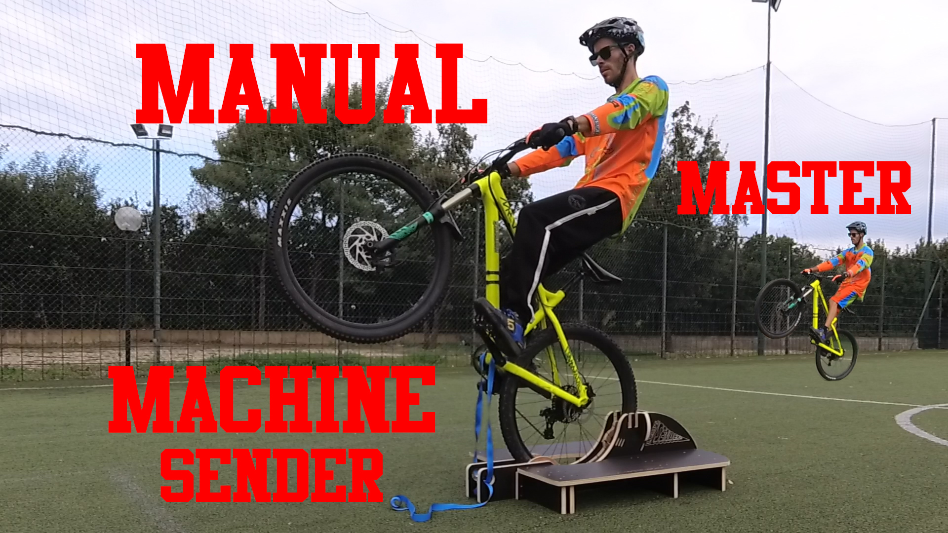 Sender Manual Master Machine MTB ITA