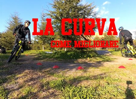 la curva in mtb tutorial ita video lezione mountain bike