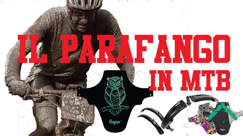 mudguard reaper parafango mtb