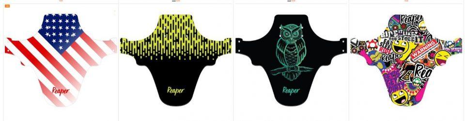 reaper guard parafango mudguard