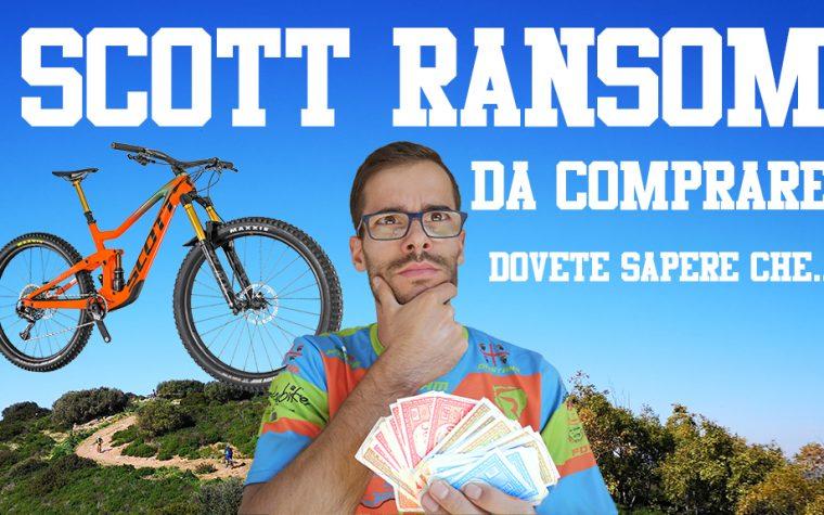 Scott Ransom MTB test recensione italiano