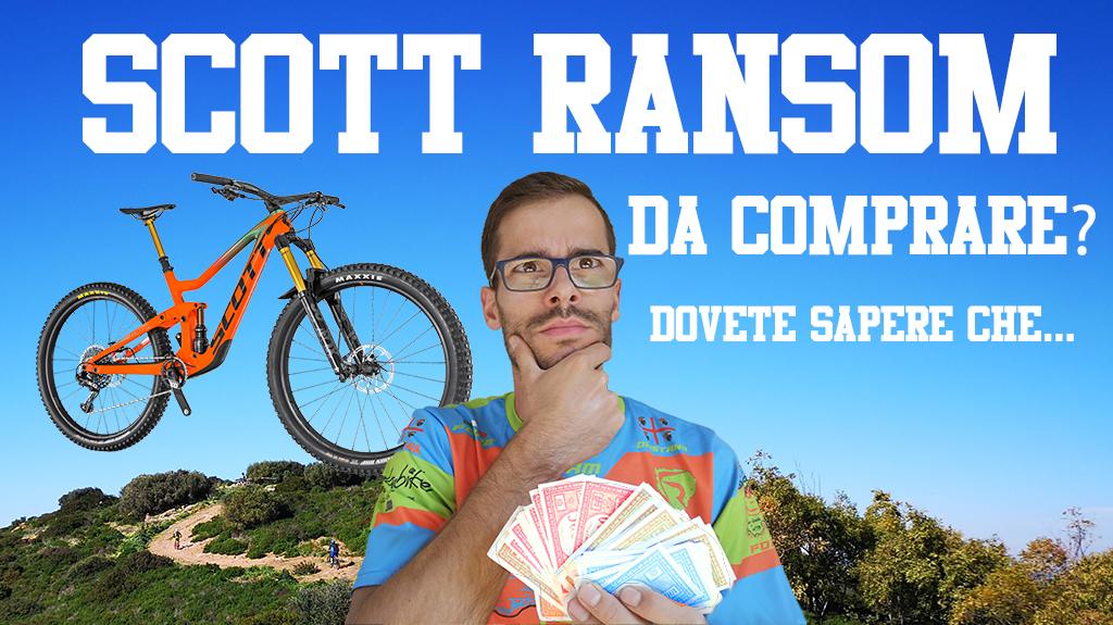 scott ransom test ita recensione