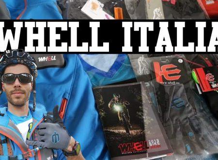 Whell Italia MTB abbigliamento tecnico