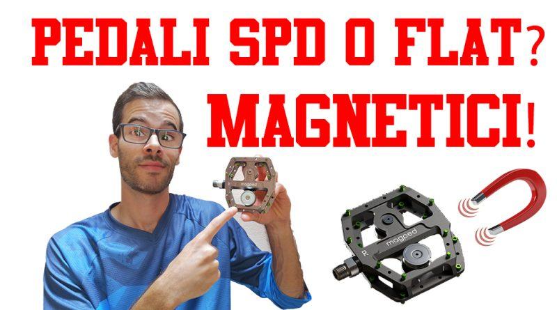 sardabike pedali magnetici magped