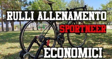 rulli allenamento bici sportneer