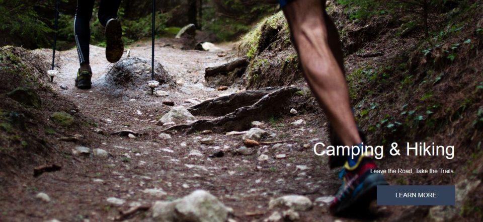 sportneer camping hiking