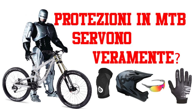 protezioni mtb