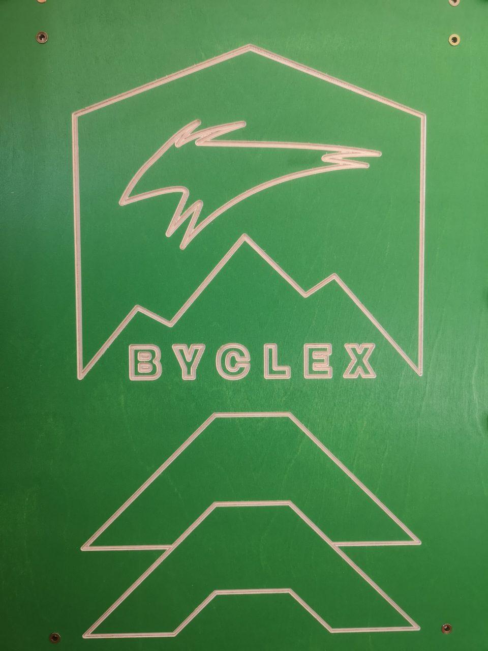 byclex rampe mtb bmx