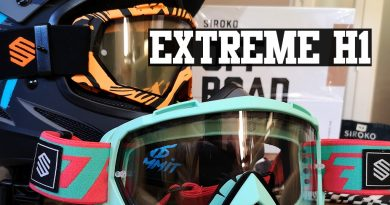 siroko extreme H1 sardabike occhiali mtb
