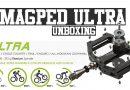 magped ultra pedali magnetici sardabike