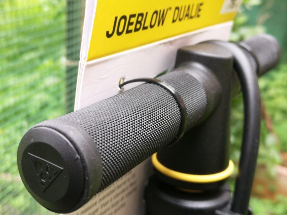 pompa Topeak Joe Blow Dualie impugnatura