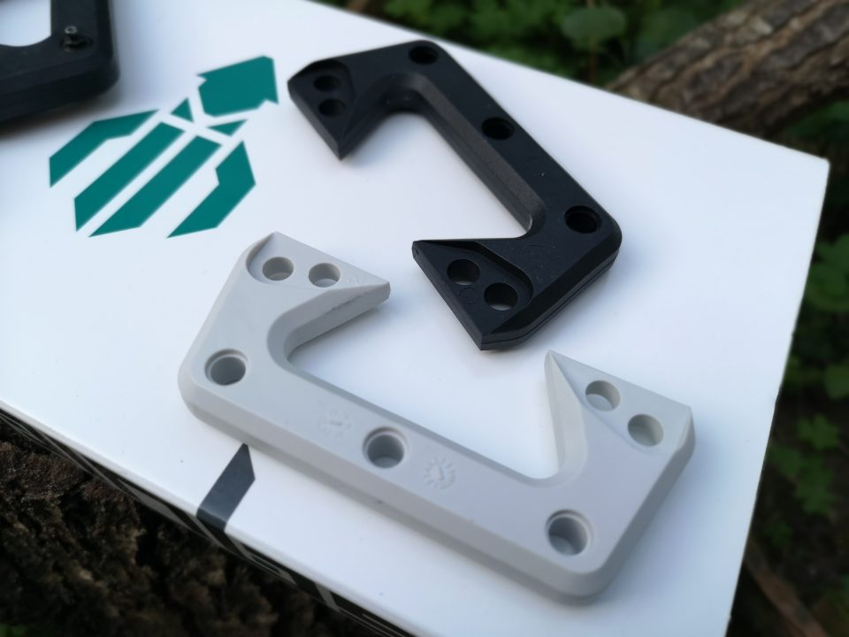 squidworx pedali modulari flat sardabike basi intercambiabili