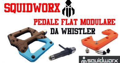 squidworx pedale modulare flat whistler sardabike