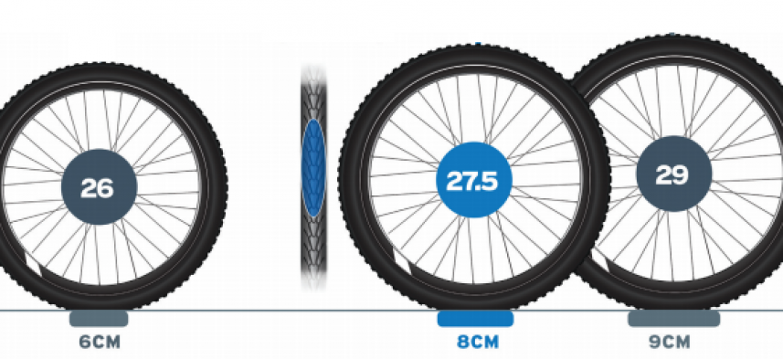 la prima mtb come scegliere il diametro ruota