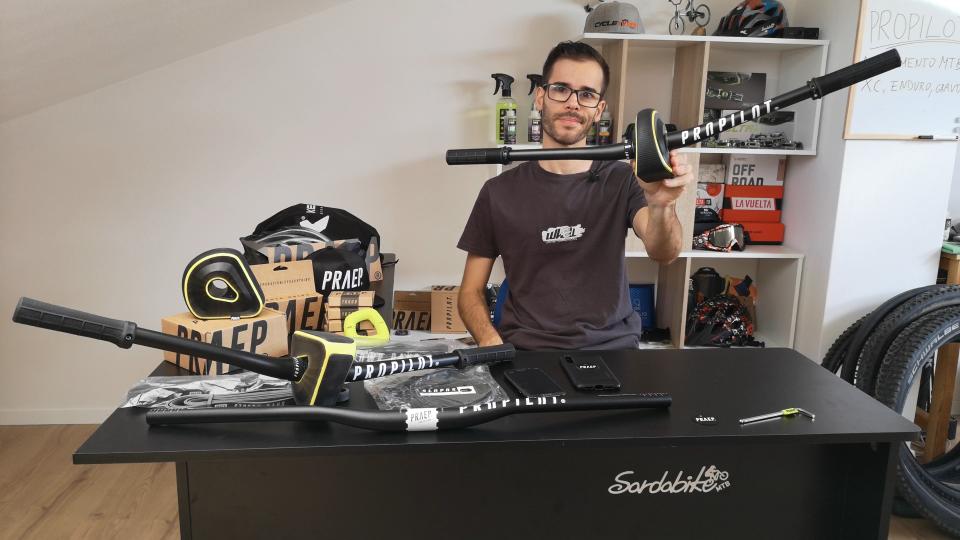 praep propilot sardabike mtb recensione test italiano