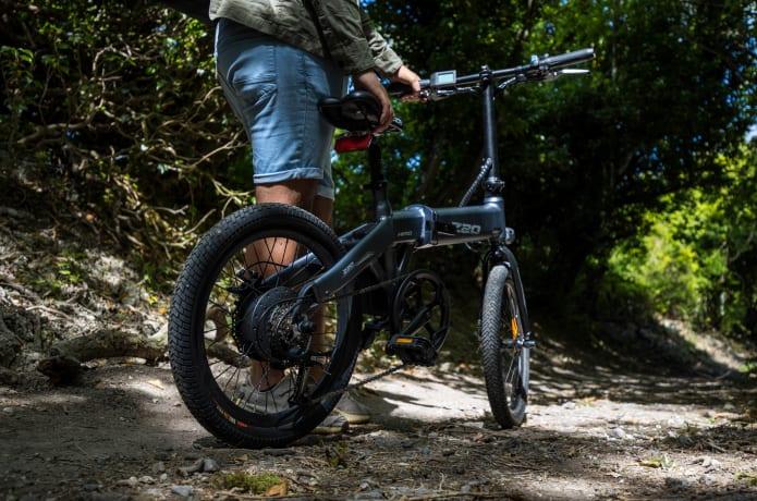 e-bike pieghevole economica
