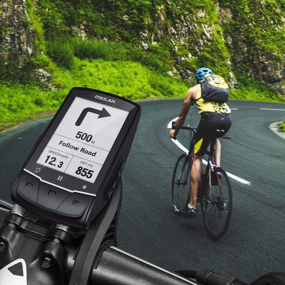 GPS MTB meilan