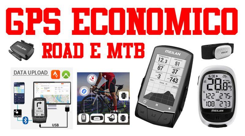 gps MTB economico road bike meilan sardabike