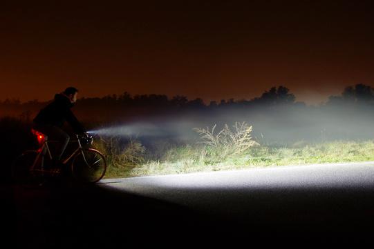 Luci MTB per notturna
