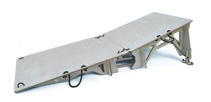 Rampa portatile mtb bmx economica byclex yumpy 2021