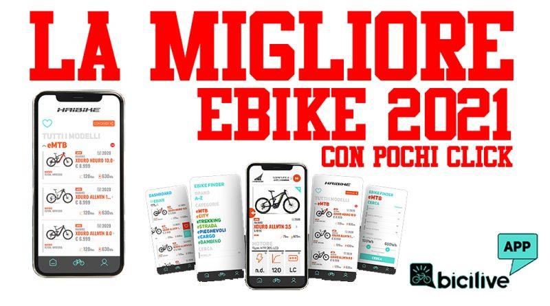 La migliore ebike 2021 come scegliere: Bicilive App