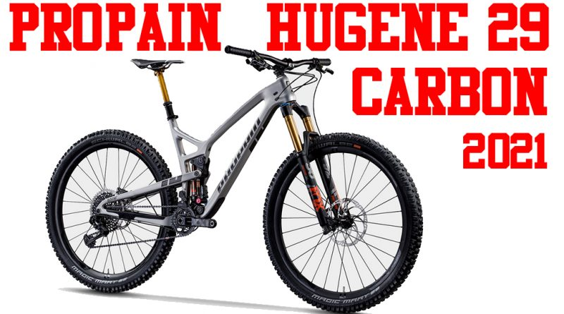 propain hugene 29 carbon 2021 high end sardabike