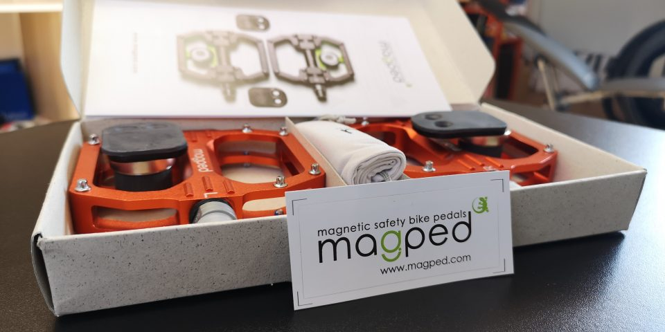 MAGPED SPORT2 sardabike mtb presentazione