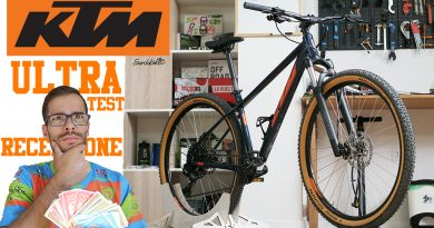 KTM Ultra Ride 2021 test recensione Sardabike