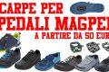 Scarpe Magped MTB: quali comprare per pedali magnetici
