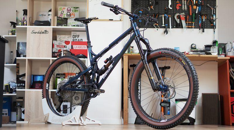 Stanton Switchback 160 Sardabike