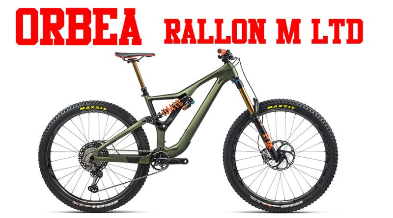 Orbea Rallon M LTD 2021 sardabike MTB