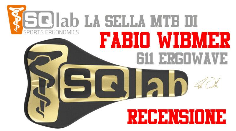 SQlab 611 Ergowave Fabio Wibmer sella MTB Sardabike