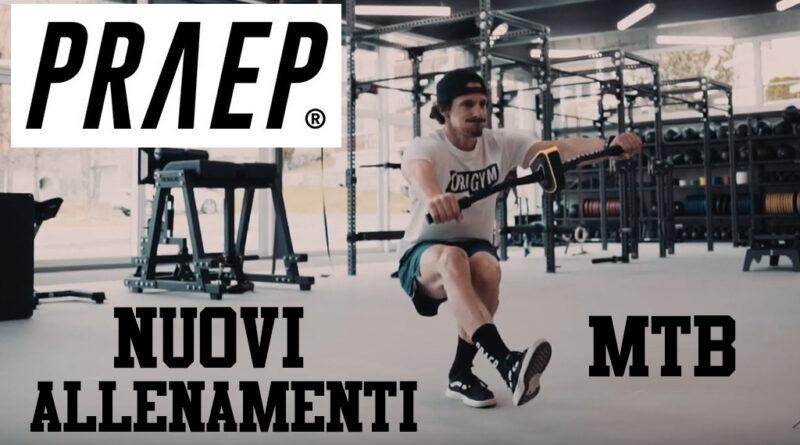 praep propilot allenamenti MTB gambe e braccia forza e resistenza