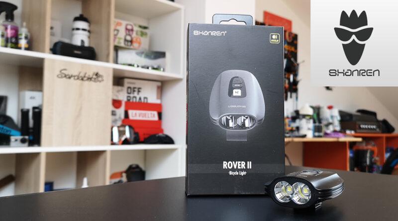 Rover II Shanren Tech faretto MTB