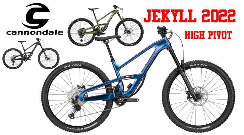 Cannondale Jekyll gamma 2022