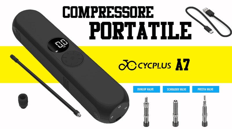 compressore portatile MTB